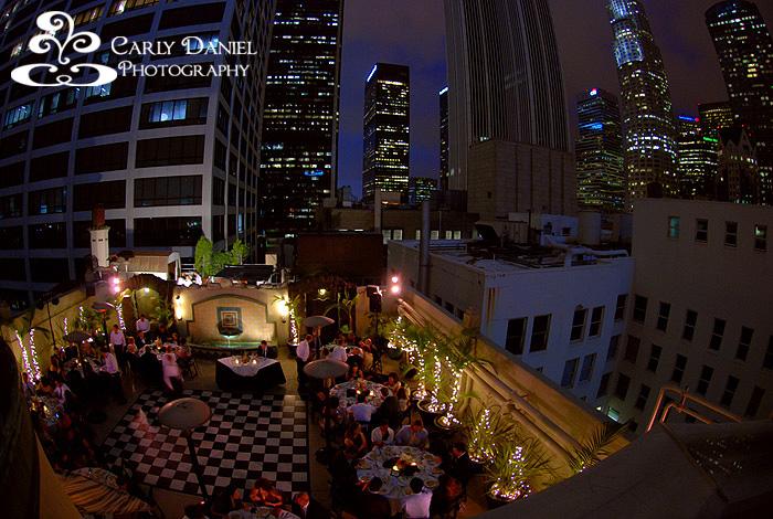 Downtown Los Angeles Wedding Venue
