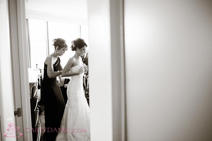 Fairmont Newport Beach wedding photos