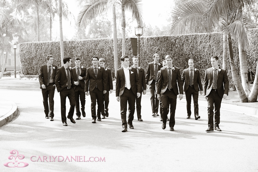 Fairmont Hotel Newport Beach wedding