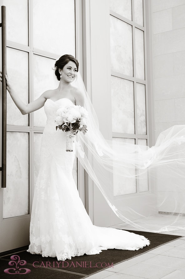 Our Lady Queen of Angels wedding photo