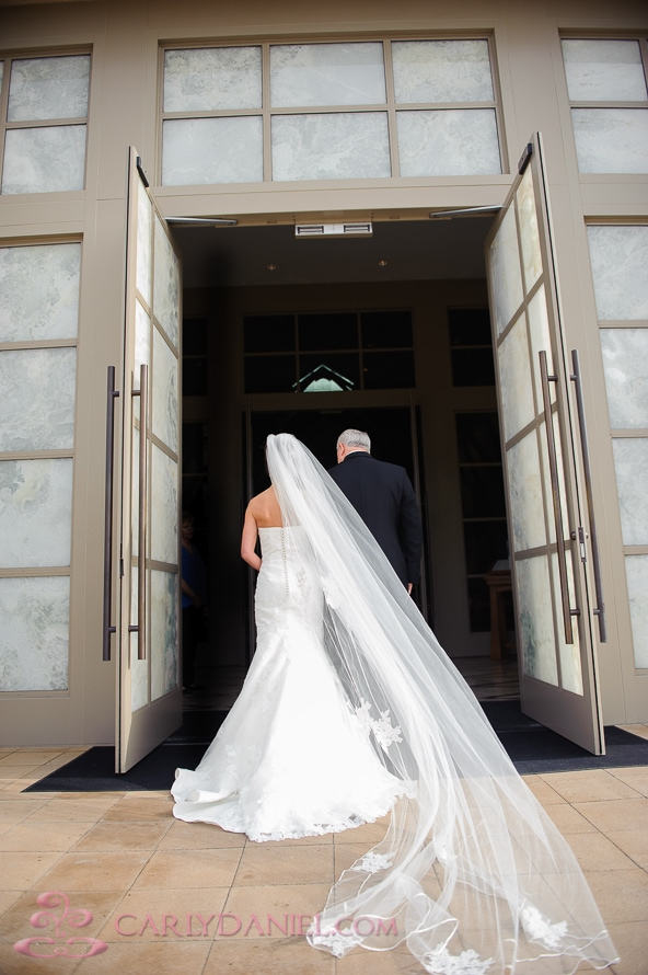 Our Lady Queen of Angels Newport Beach wedding