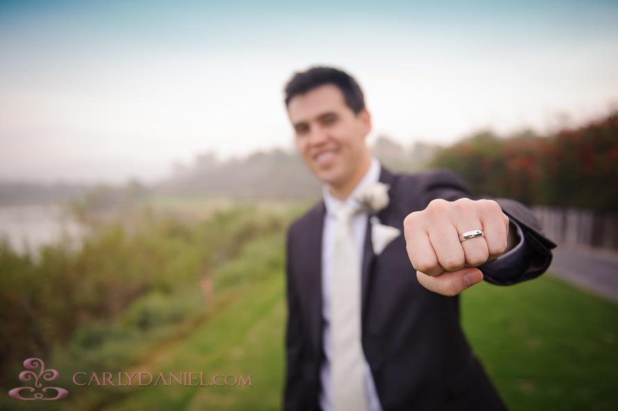 wedding at Strawberry Farms Golf Course