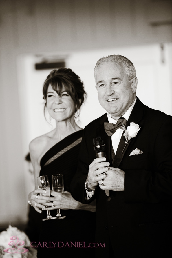father of the bride toast