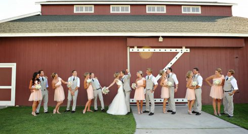 Strawberry Farms Golf Club wedding