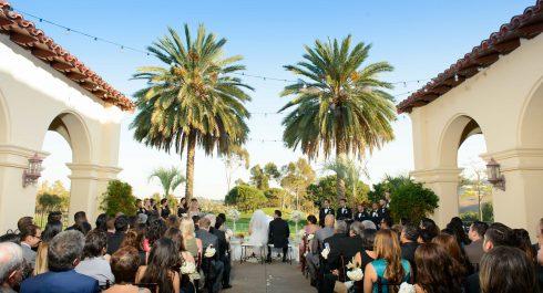 Talega Golf Club wedding photos