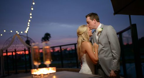 SeaCliff Country Club wedding