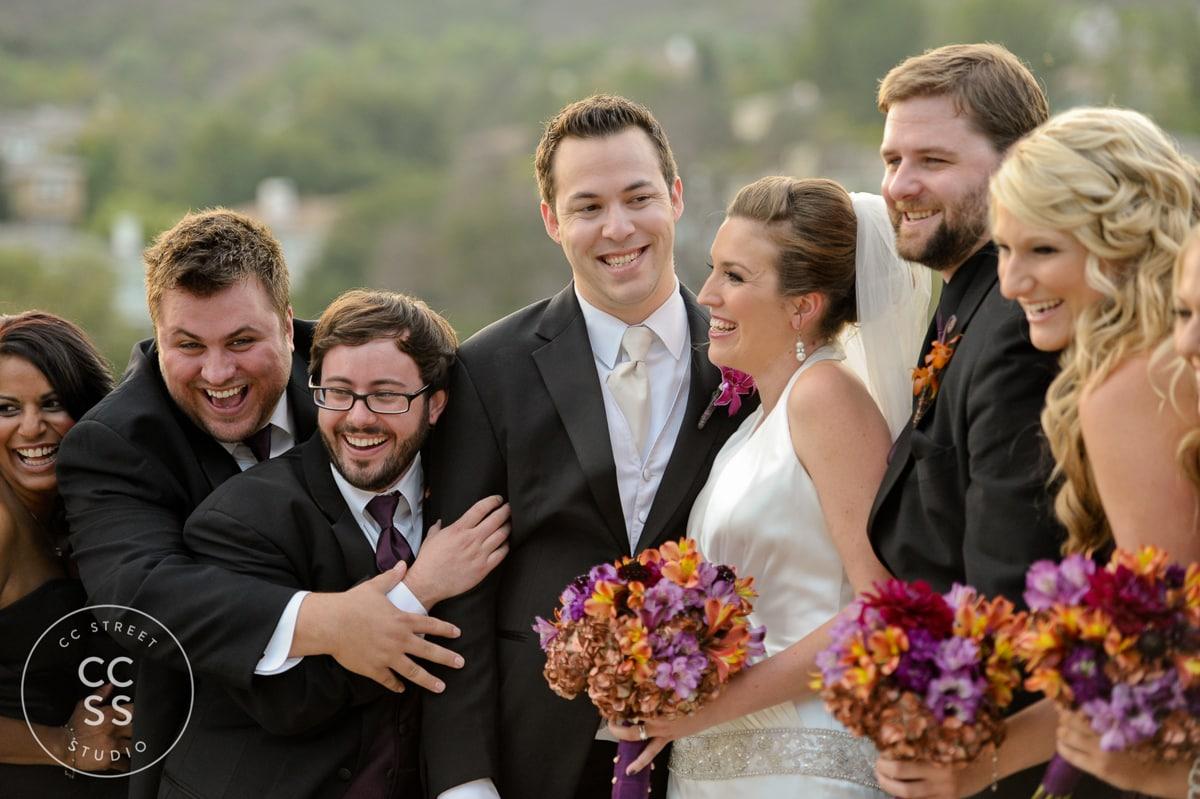 Huntington crescent club wedding