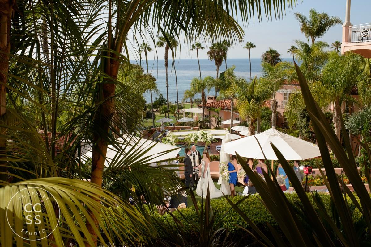 La Valencia Hotel La Jolla Wedding Becca Russell