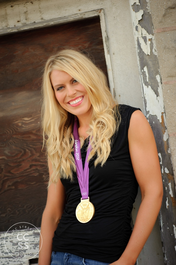 Olympic Gold Medalist Esther Lofgren