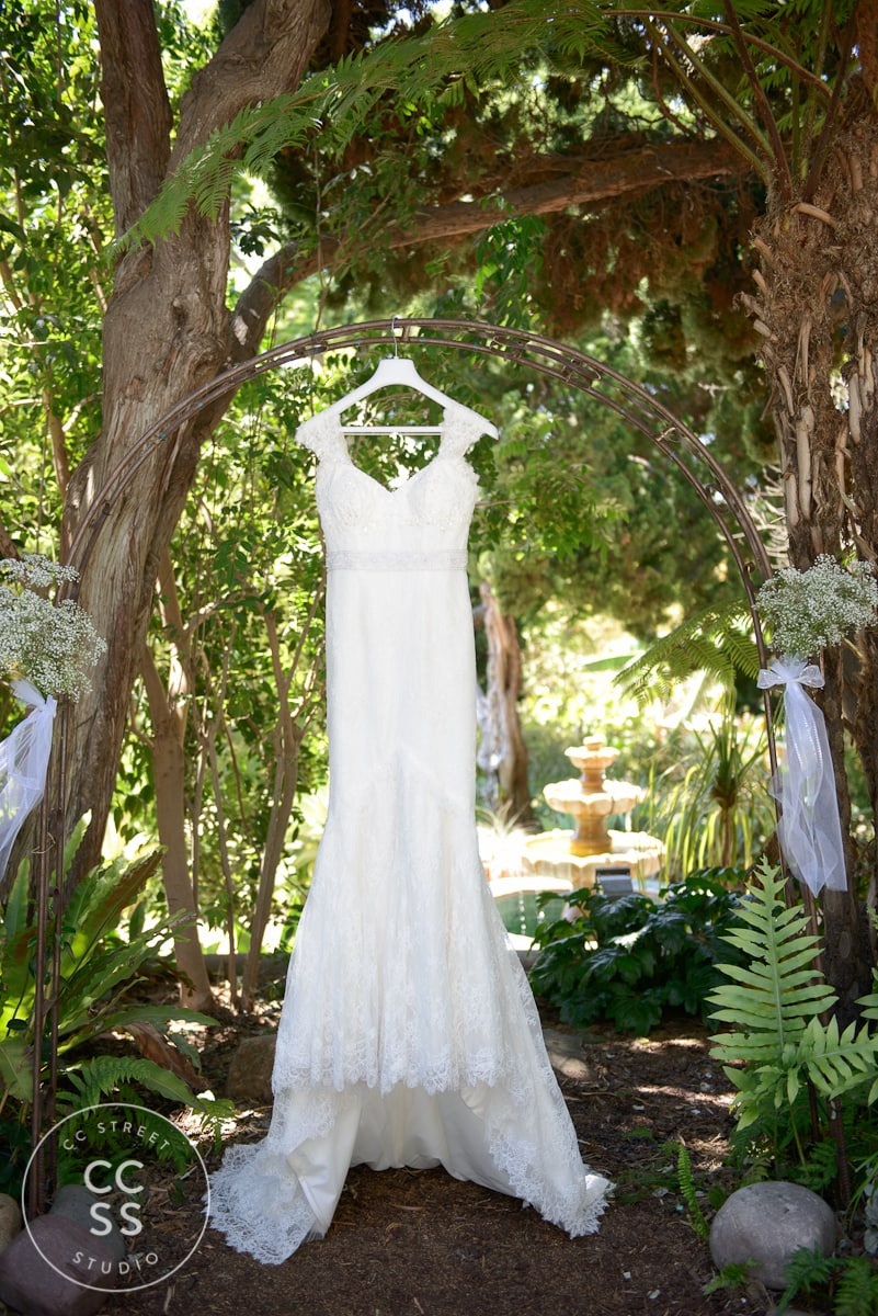 San Go Botanical Gardens Wedding Photography