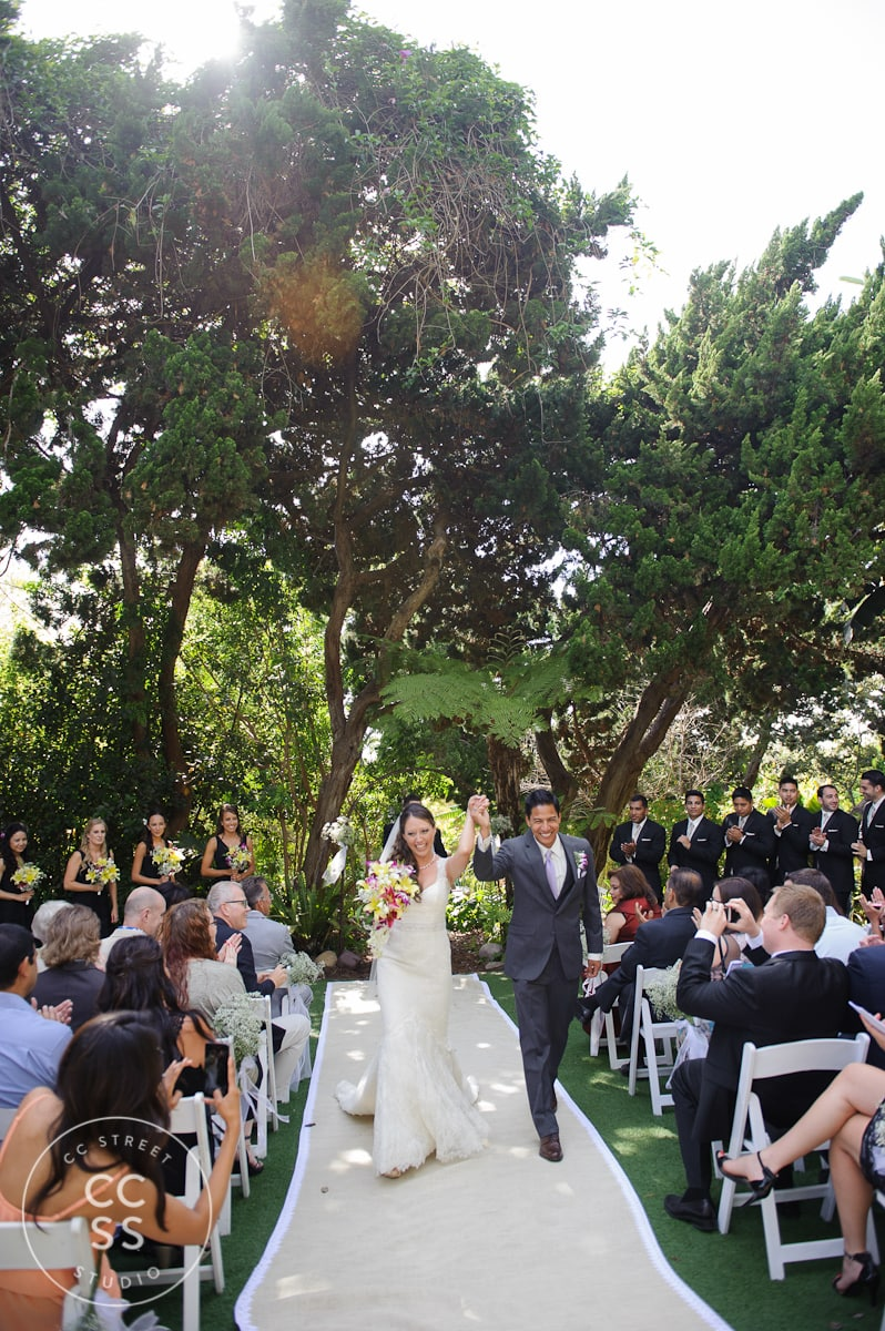 ... San Diego Botanic Garden Wedding 46 ...