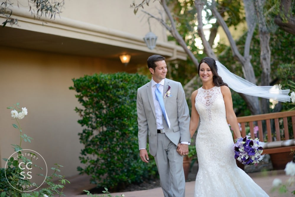 Surf and Sand wedding pictures