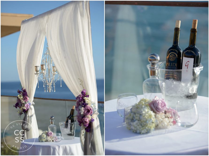 surf and sand resort and spa wedding