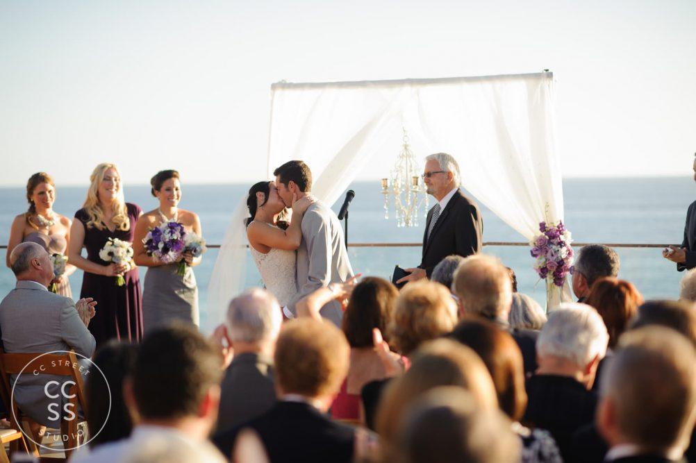 surf and sand weddings Laguna Beach