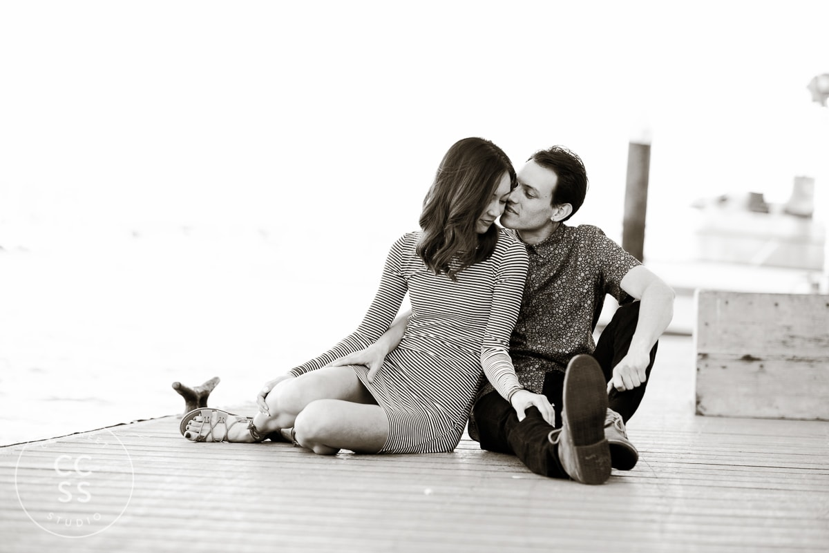 newport beach engagement pictures