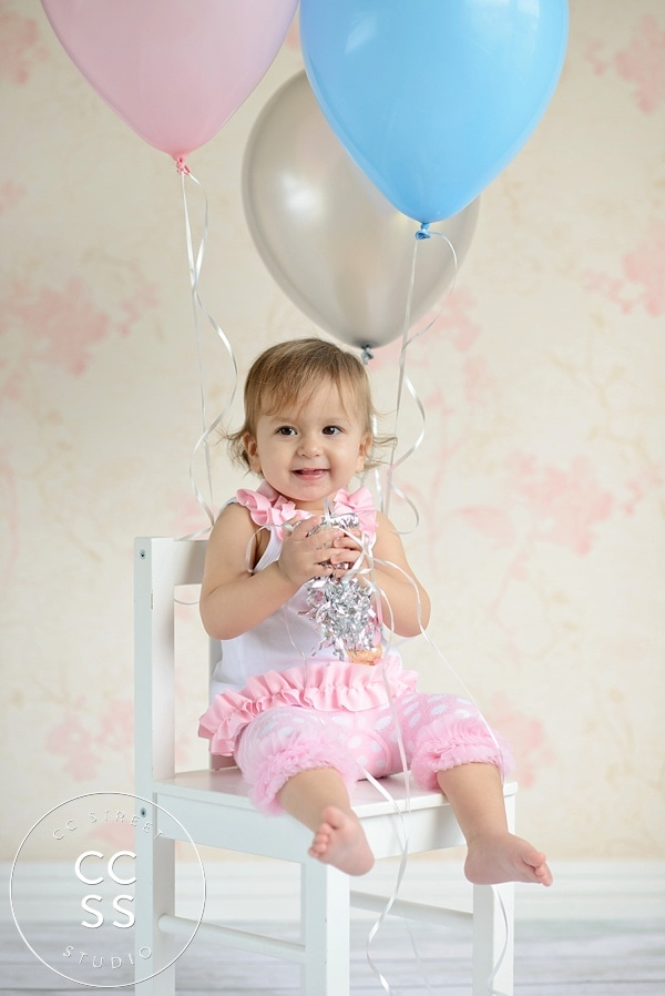 ideas for 1 year old photo session