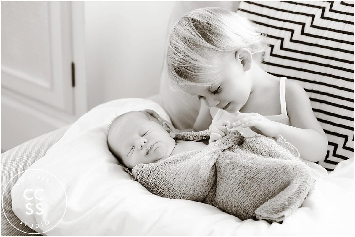 Irvine newborn photography