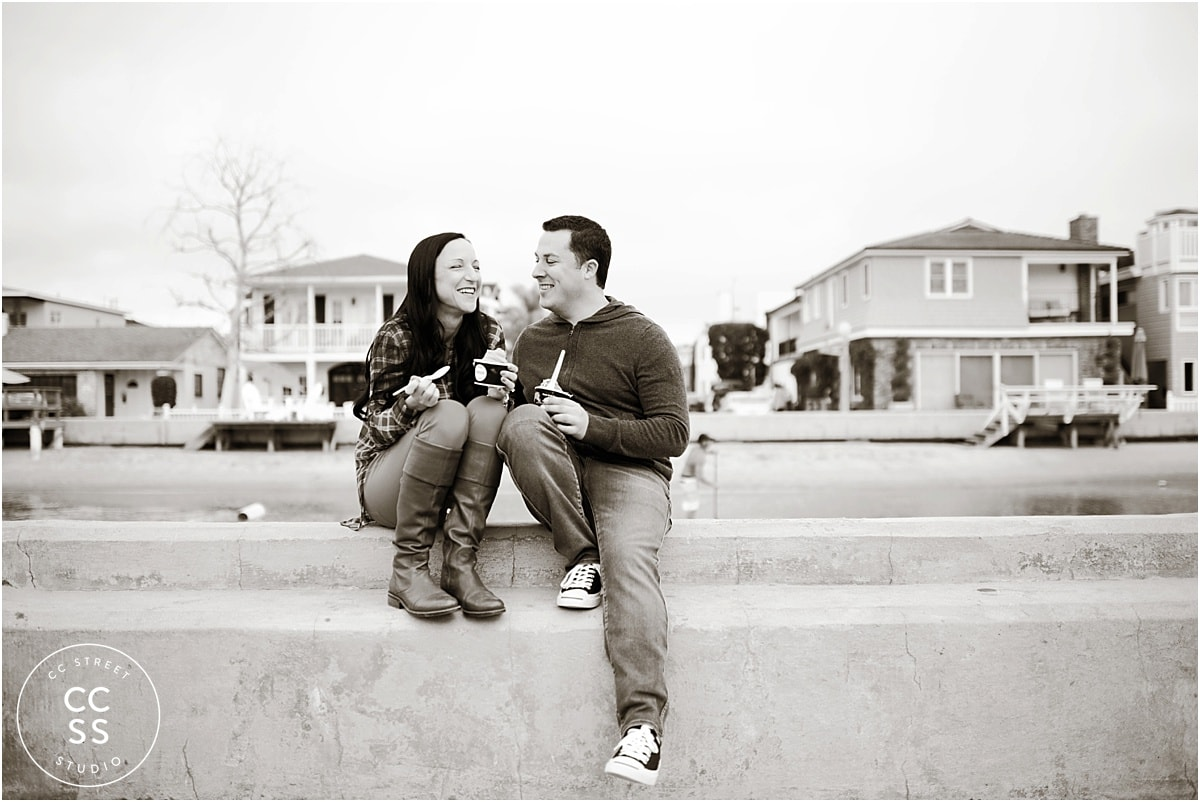 newport-beach-engagement-session