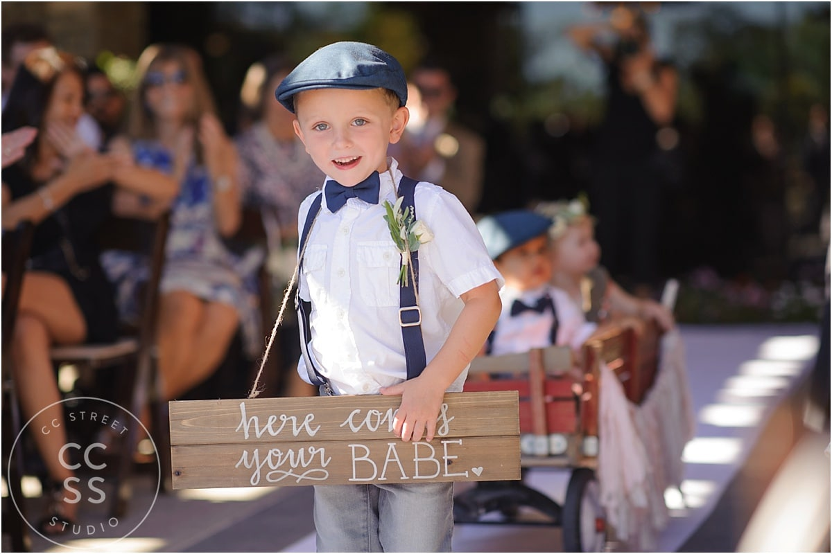 ring-bearer-wooden-sign
