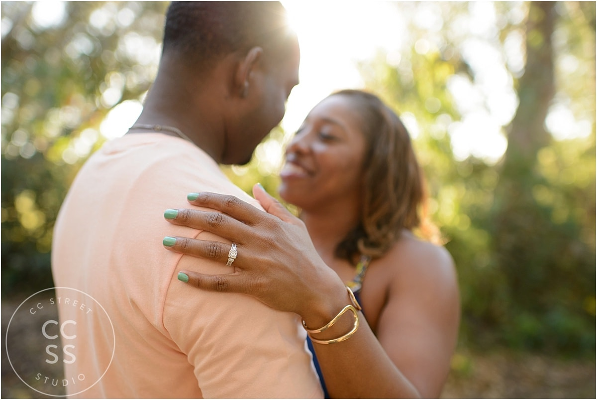 orange county engagement sessions