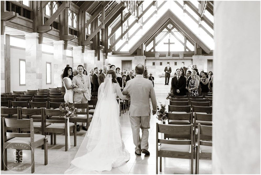 Mariners Chapel Wedding
