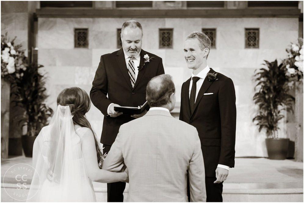 mariners chapel wedding