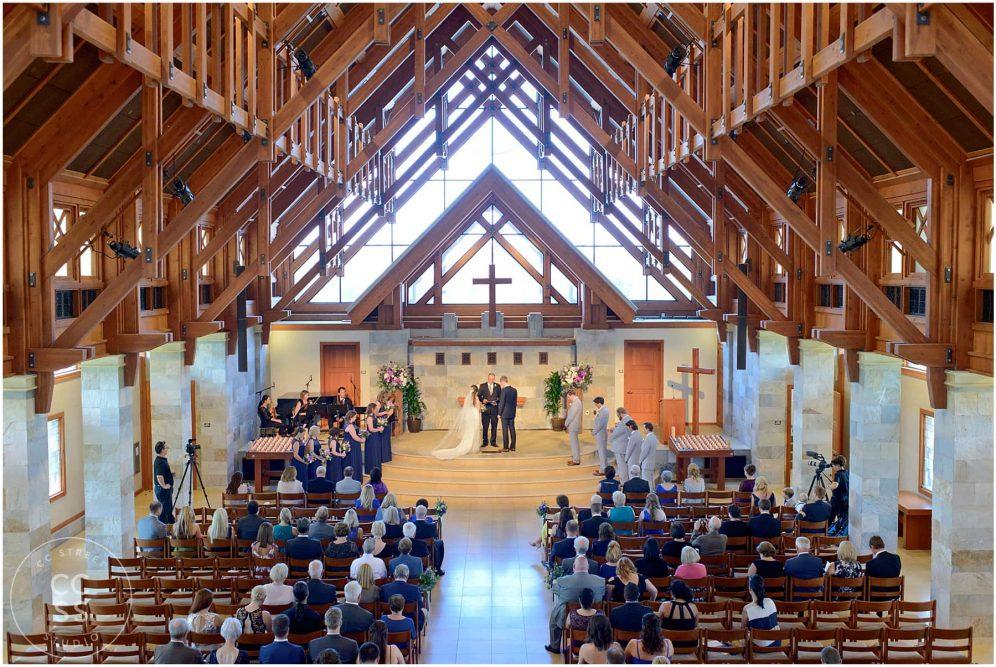 mariners church irvine wedding