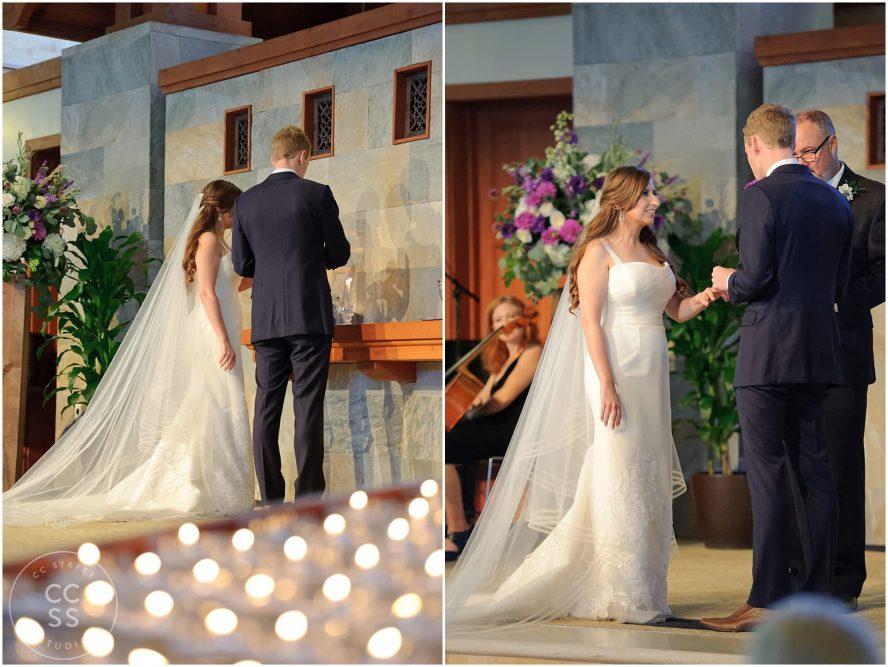 mariners church wedding photo