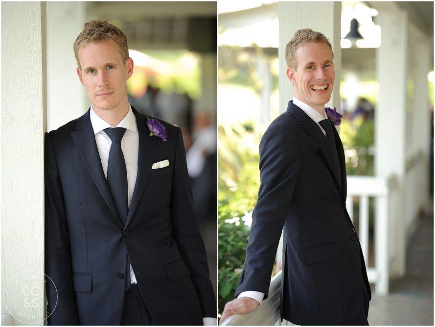 skinny tie suit