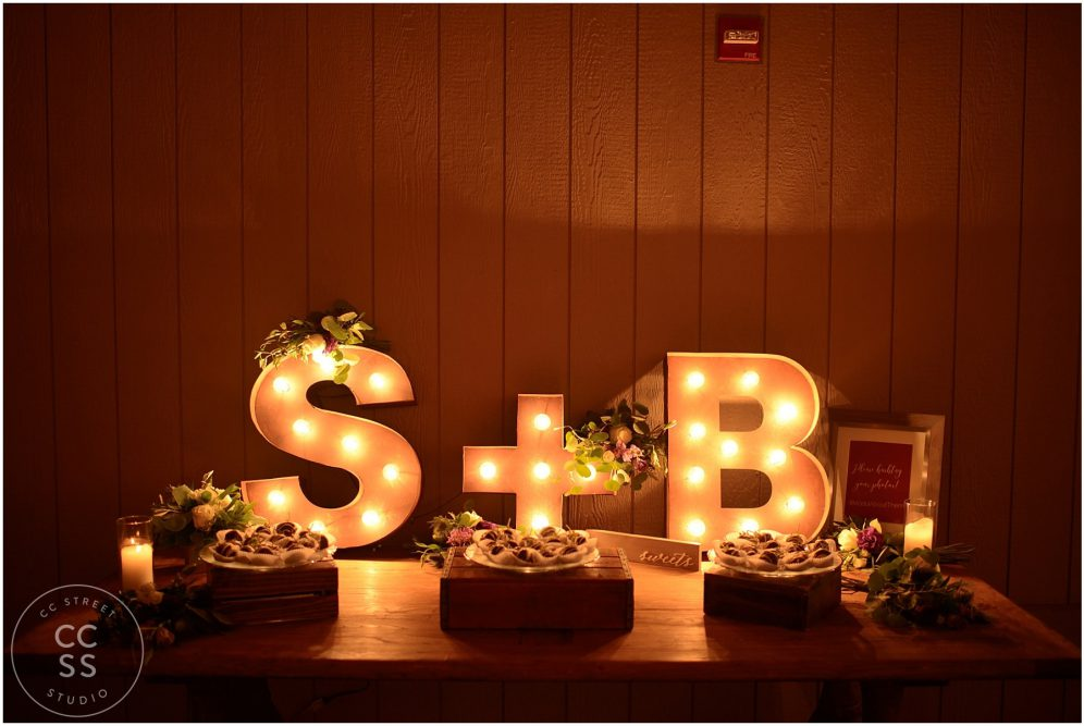 light up initial signs