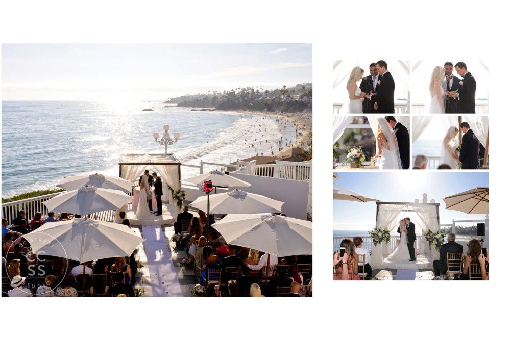 Surf and sand laguna beach wedding huntington beach for Laguna beach wedding venues