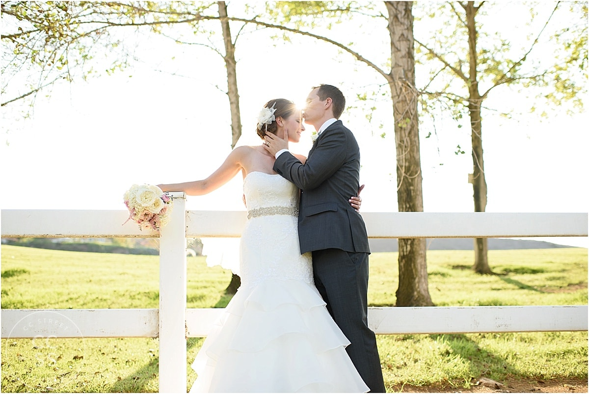Of The Post And If You Cant Get Enough This Beautiful Venue Head Over To Strawberry Farms Wedding See Brittany Scotts